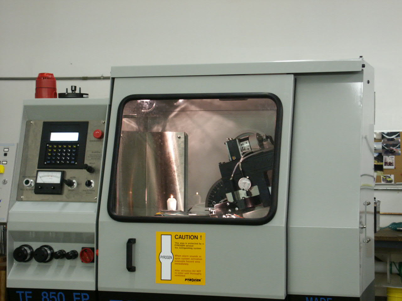 Pyrogen Cnc Fire Extinguishing Systems